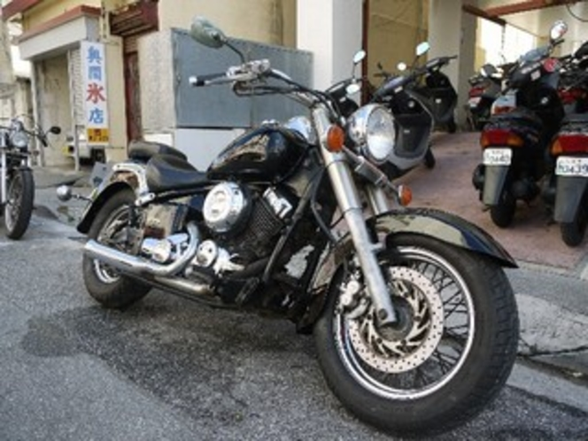 400cc ドラッグスター