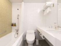 【スーペリアツイン】ゆったりとしたバスルーム
