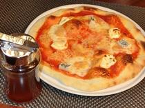 【夕食一例】クワトロフォルマッジョ