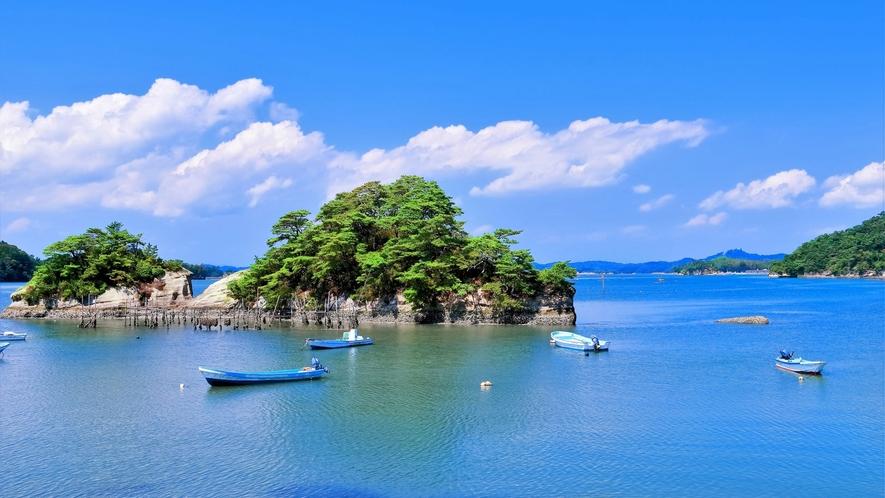周辺観光(松島(車で45分)