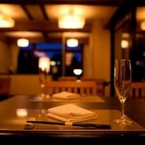 ◆レストランやまなみ/夜