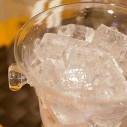 ◆無料製氷機