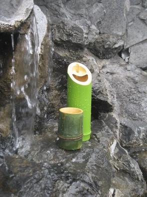 【絶景の露天風呂でグイッと♪】 露天でお酒プラン
