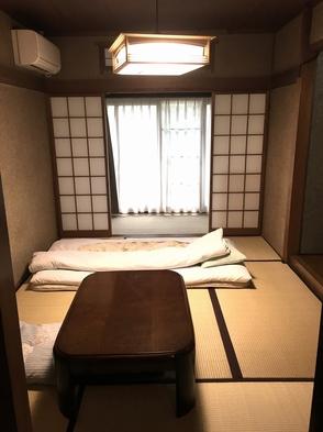 朝食付きプラン トイレ、シャワー室付き 【6+2畳】