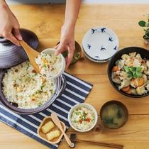*川島旅館オリジナル商品『Butter Field』/利尻うにを使ったうにバターをご飯に混ぜて♪
