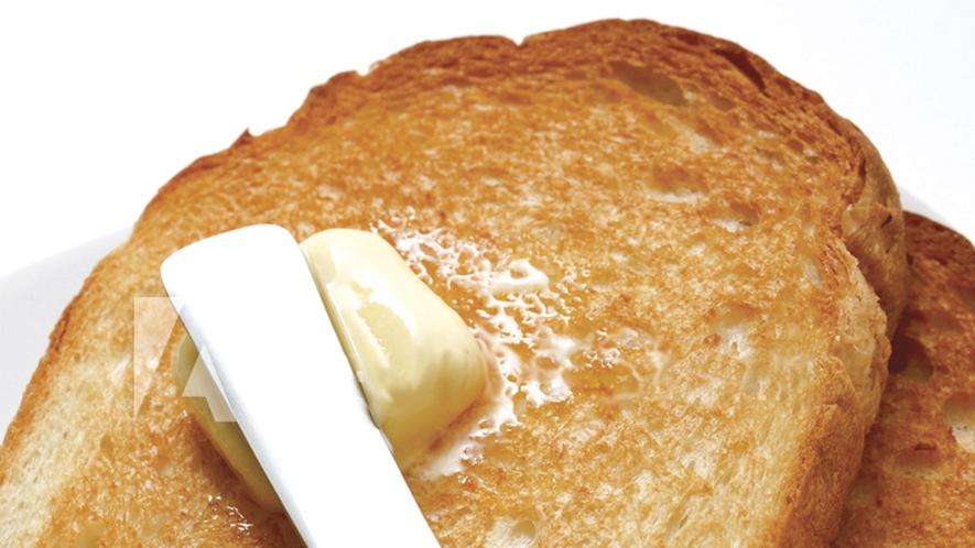 *川島旅館オリジナル商品『Butter Field』/まずはシンプルにトーストにのせていただきます。
