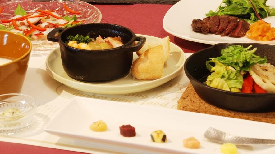 *オリジナル商品『Butter Field』/様々なお料理とのアレンジをお楽しみください。