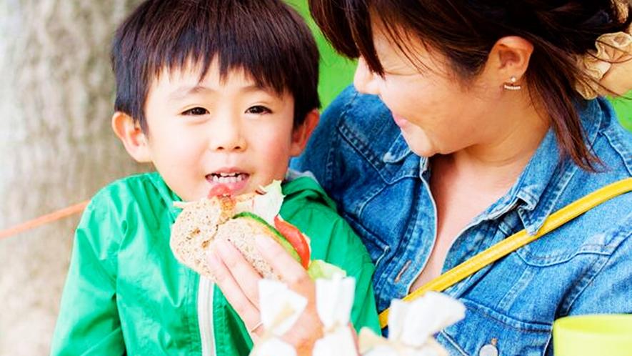 *安心して食べられる食材を厳選!毎日食べる食事が笑顔を作ります!