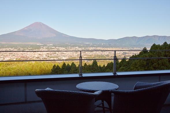 【静岡県民限定】富士山側確約!客室無料アップグレード☆【朝食付】