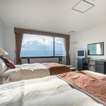 洋室スイートルーム66平米(富士山側)
