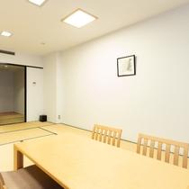 和室スタンダード35平米(箱根側)