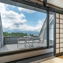 和室スーペリア35平米(富士山側)