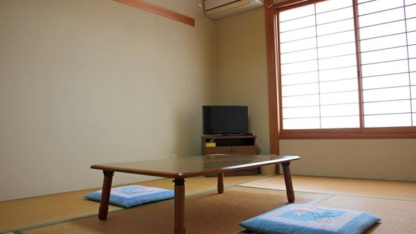 【禁煙】和室6畳(Wi-Fi完備)