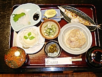 夕食(和食)