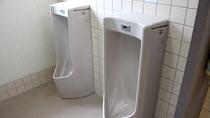 *【トイレ一例】共同の男性用トイレです。