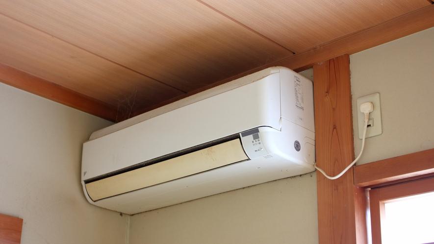 *【全客室共通】エアコン