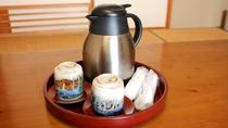 *【全客室ット共通】お茶セット