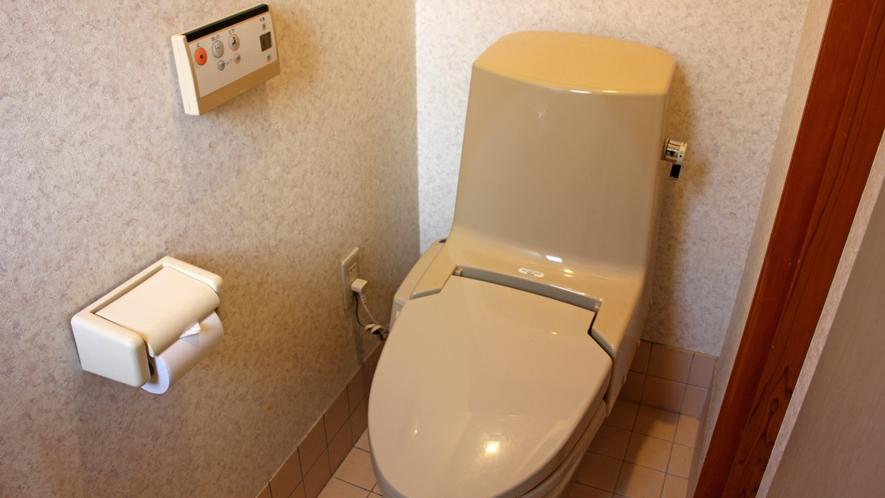 *【トイレ一例】共同の女性用トイレです。