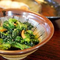 *【夕食一例】小鉢 ※仕入の状況により、お料理が変わることがございます。