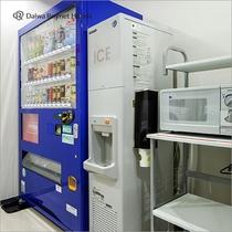 自販機、製氷機、電子レンジ