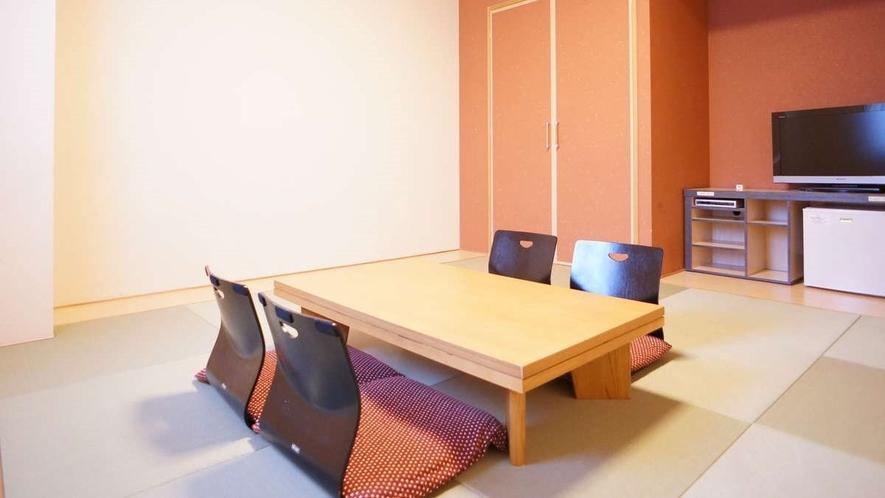 (新)【ジャパニーズモダン】和室35平米【最大4名】