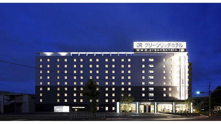【外観】■デザイナーズホテル■コンビニも目の前!好立地