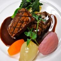 お肉のコースのイメージ1