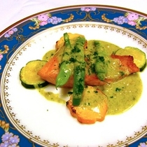 お魚料理のイメージ2