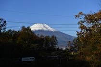 各部屋共通 富士山11月