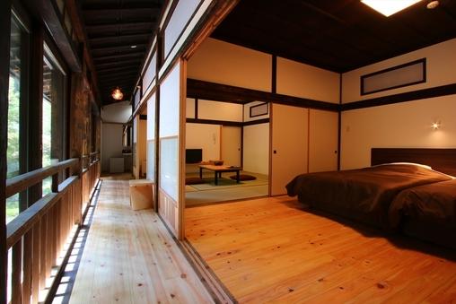 本館2階縁側付和室【禁煙】