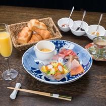*【お料理一例/朝食】