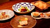 *【お食事一例】夕食コース