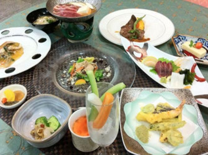 7月の料理見本