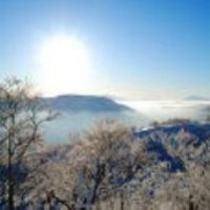 雲海・樹氷