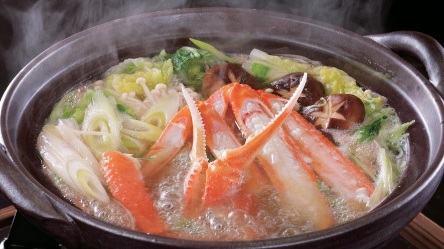 蟹鍋イメージ