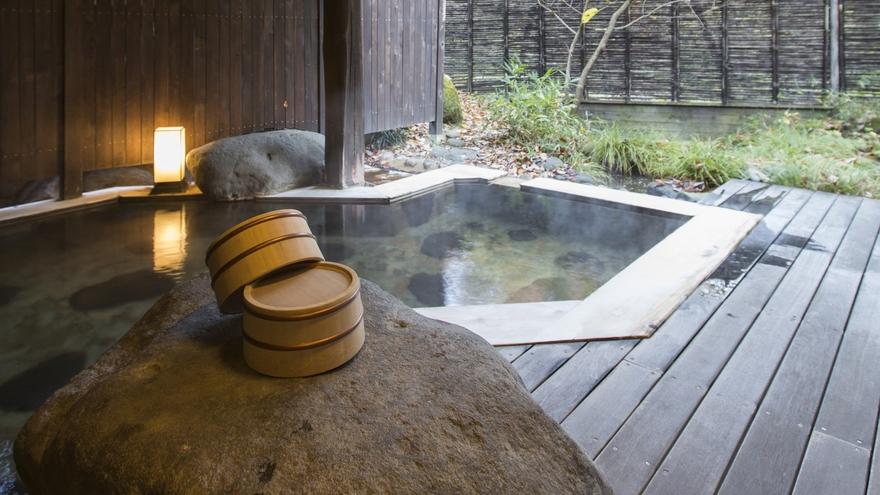 ■貸切露天風呂