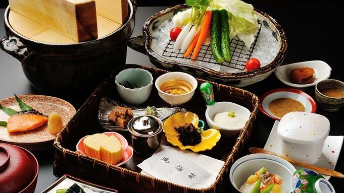 【ラグジュアリーに寛ぐ】<特選料理1品付き全10品の懐石料理>〜蔵王の森で癒しの極上ステイ