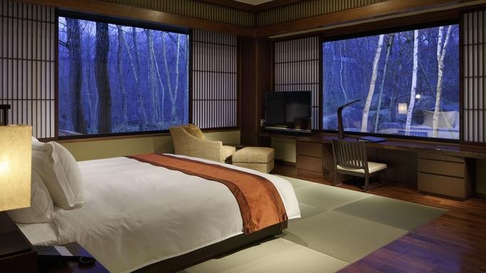 【100平米以上の温泉付きスイートルーム】−kamajin−「竃神懐石」全10品の最上位コース
