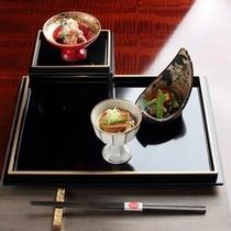 夕食 懐石料理イメージ/先付・小鉢