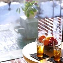 ■ガーデンスパスイート/客室露天風呂