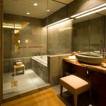 ■デラックスタタミ/浴室