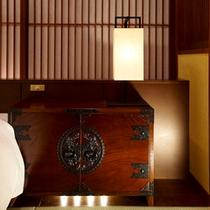 ■パノラマビュースイート/仙台箪笥
