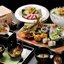 夕食 懐石料理イメージ(夏)