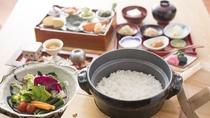 ■ご朝食(一例)