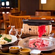 【本格懐石】仙台牛の肉料理(一例) ※季節ごとにお献立内容が変わります