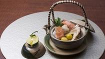 ■季節の懐石料理(一例)