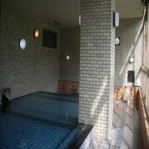 景色がきれいな大浴場