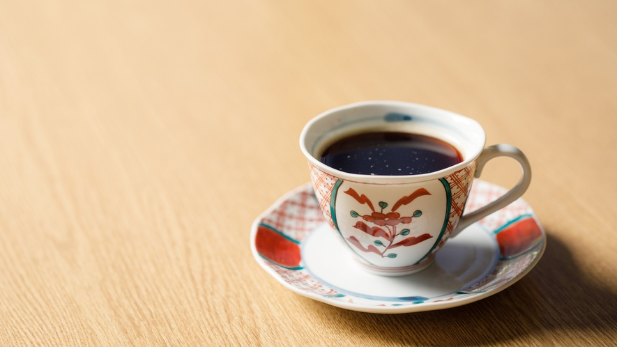 コーヒー 九谷焼マグカップ