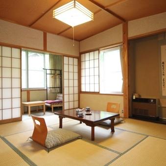 【ゆったり】和室7.5畳+縁側・洗面付