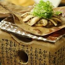 ☆料理_朝食_朴葉味噌 (1)